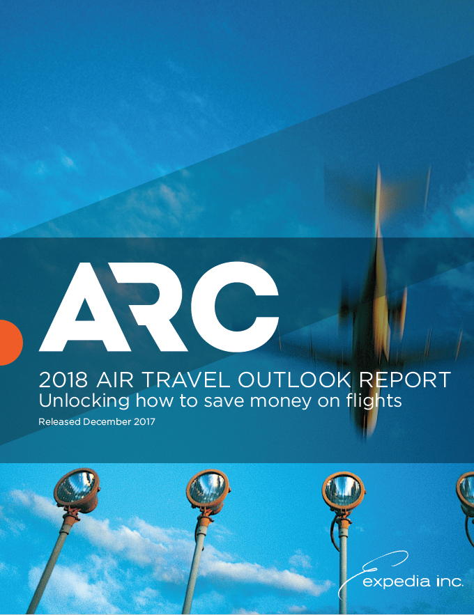 ARC & Expedia Identify Worldwide Travel Trends for 2018