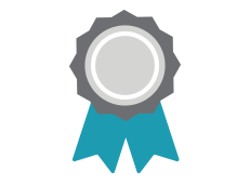 Icon of certification